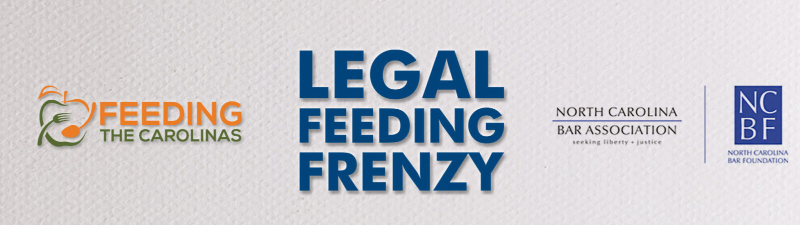 North Carolina Legal Feeding Frenzy food drive
